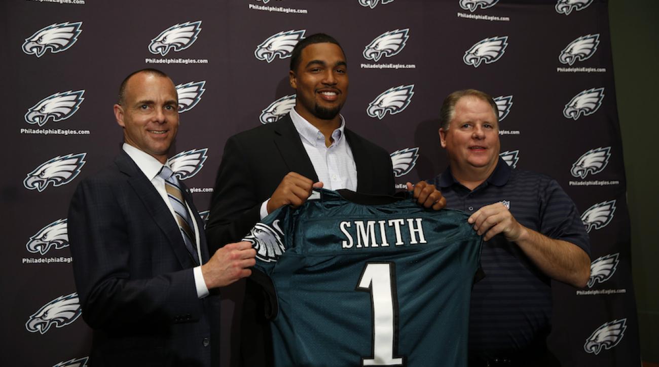 Philadelphia eagles nfl draft pick