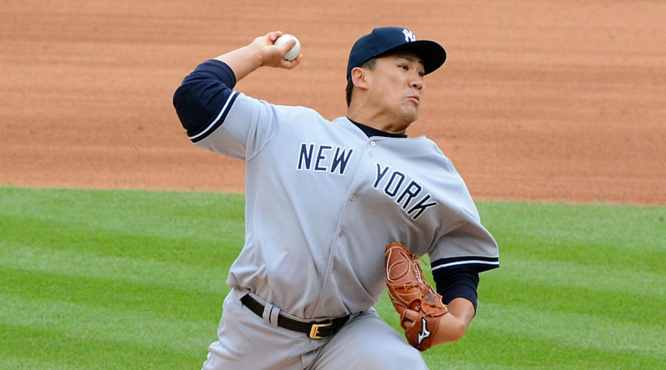 Masahiro Tanaka Yankees
