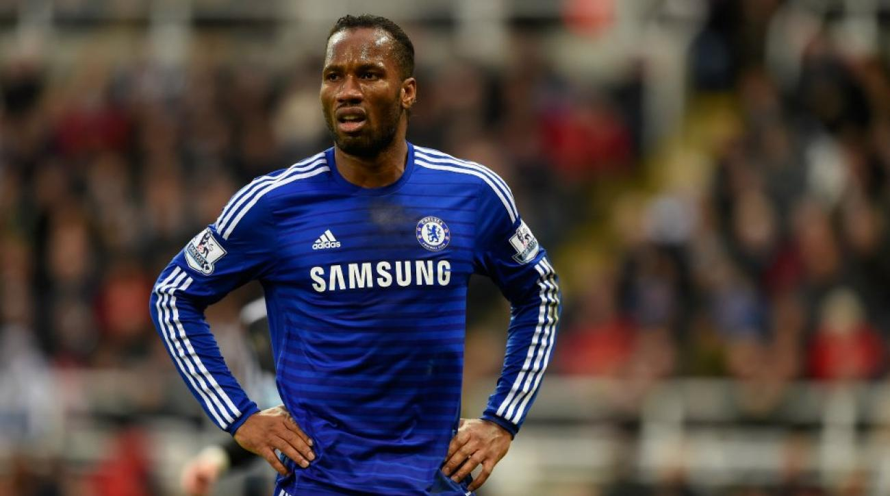 Chelsea's Didier Drogba responds to 'Boring' claims