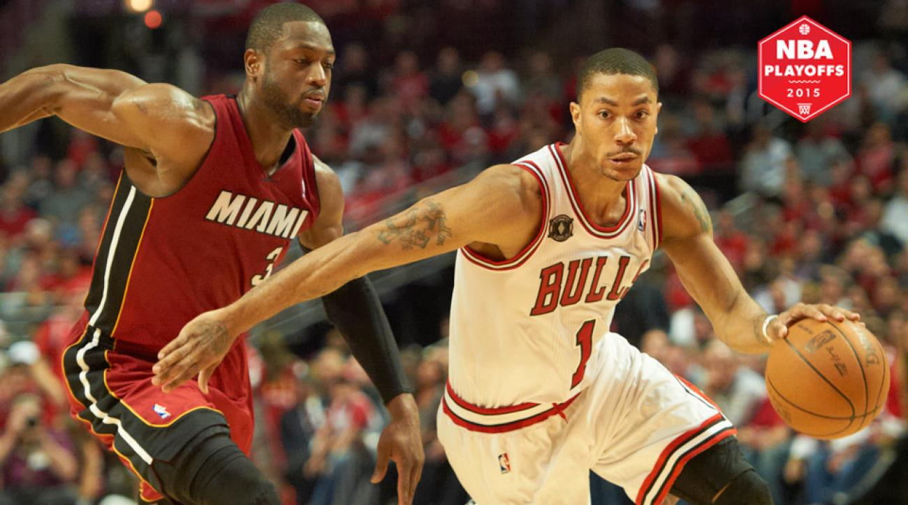 Derrick Rose's rise to 2011 MVP: Second coming in the ...