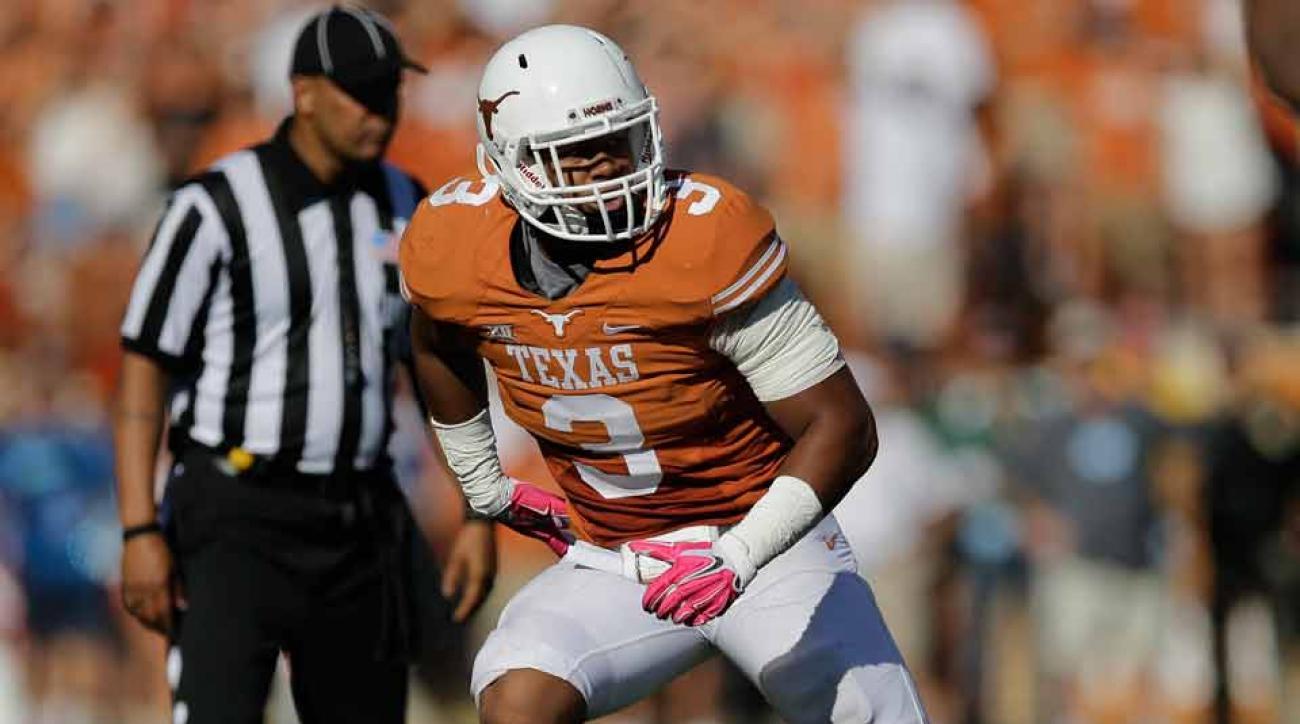 Former Texas star Jordan Hicks