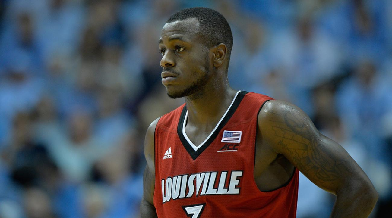 Ex-Louisville guard Chris Jones cleared of rape charges