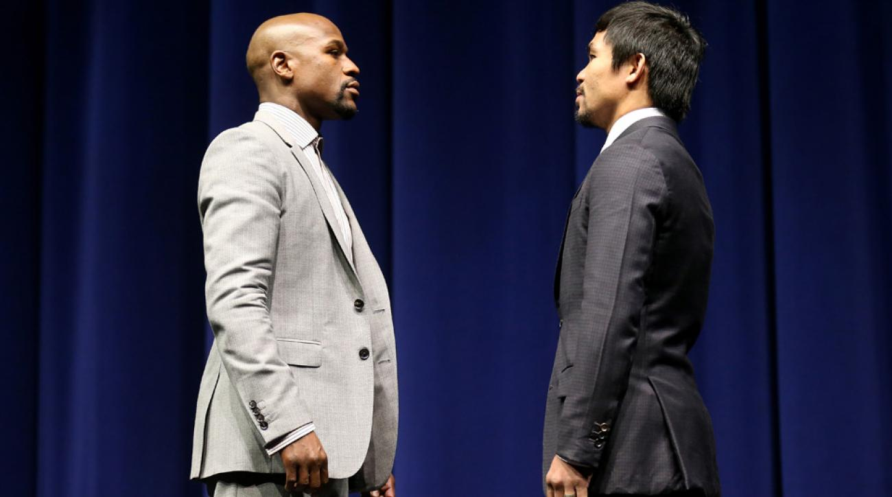 Tickets for Floyd Mayweather vs Manny Pacquiao are averaging nearly $7,000 on StubHub.