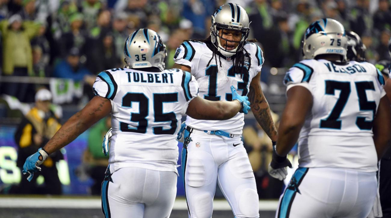 Carolina Panthers 2015 NFL draft picks