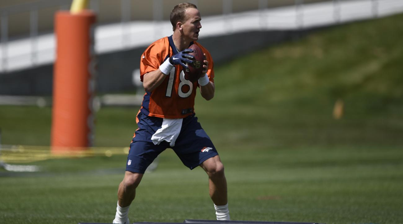 Denver Broncos 2015 NFL draft picks, order