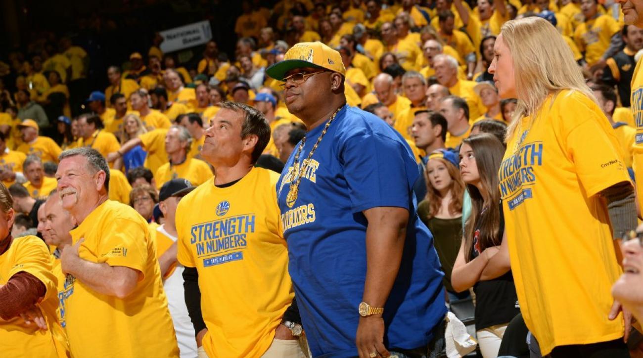 E-40 made a Golden State Warriors playoff anthem
