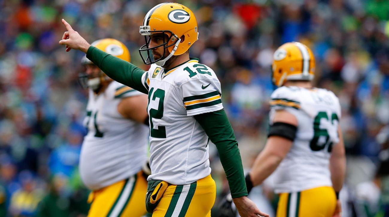 Green Bay Packers 2015 draft picks, order