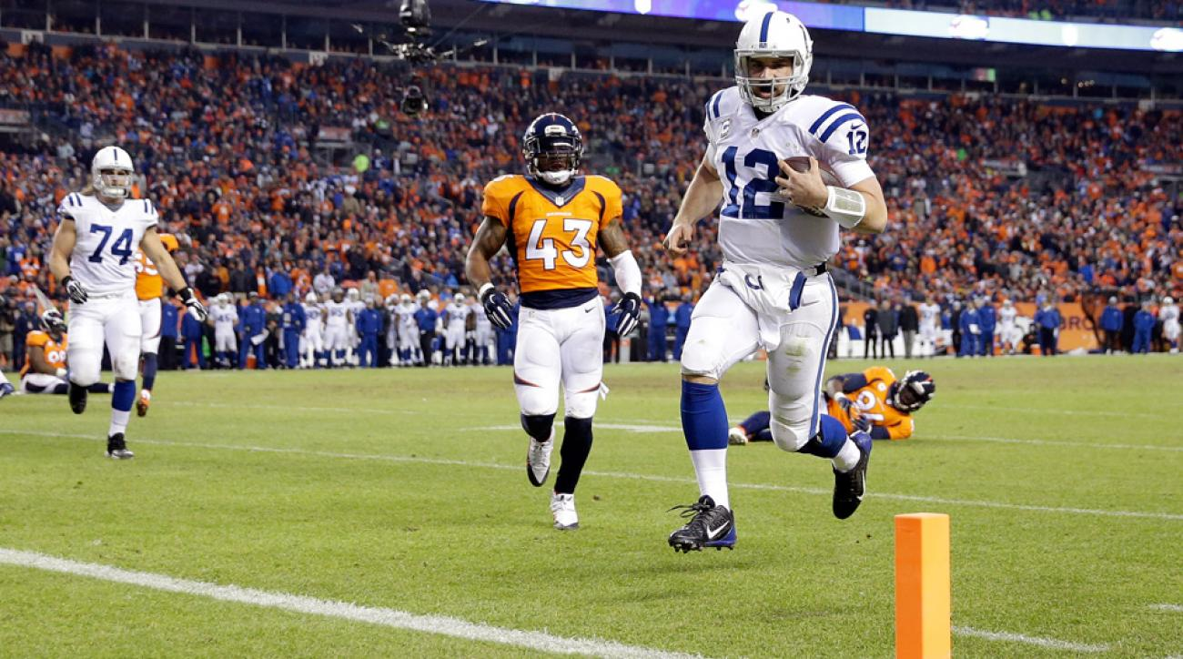 Indianapolis Colts 2015 NFL draft picks, order