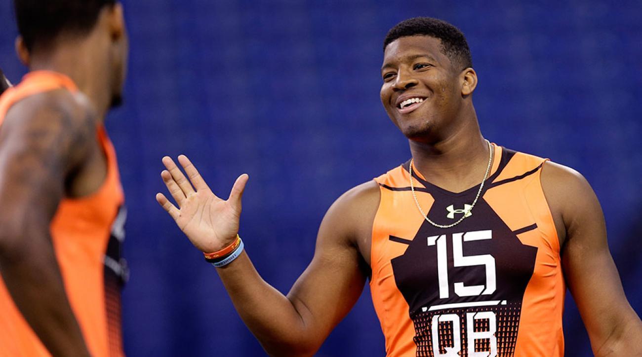 Jameis Winston NFL draft 2015 Buccaneers