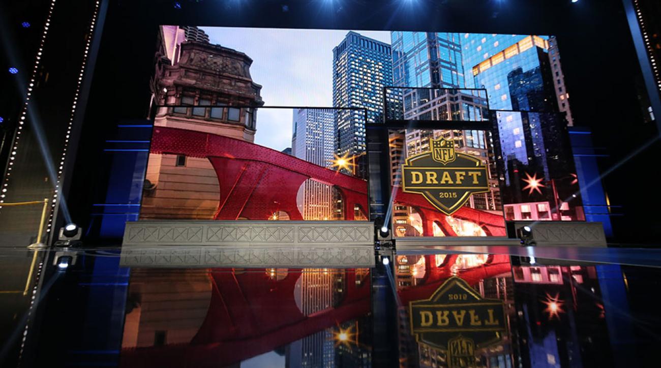 2015 NFL draft trades