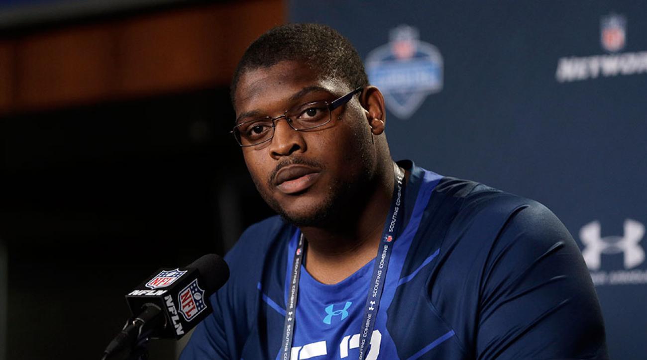 NFL draft Laken Tomlinson Duke pre med Jamaica