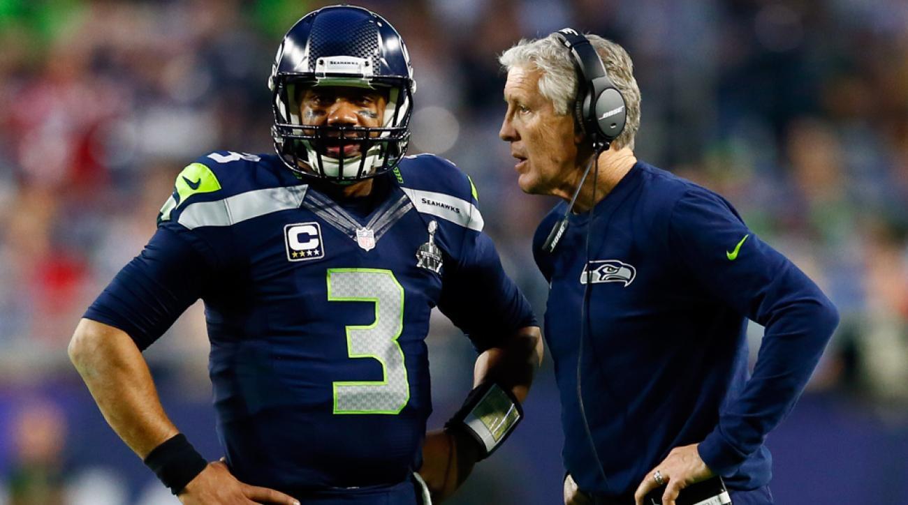 Seattle Seahawks 2015 NFL draft order, picks