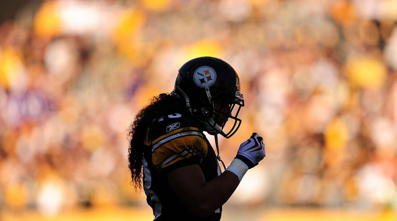 6ee72202c Troy Polamalu s retirement spotlights Hall of Fame s lack of ...