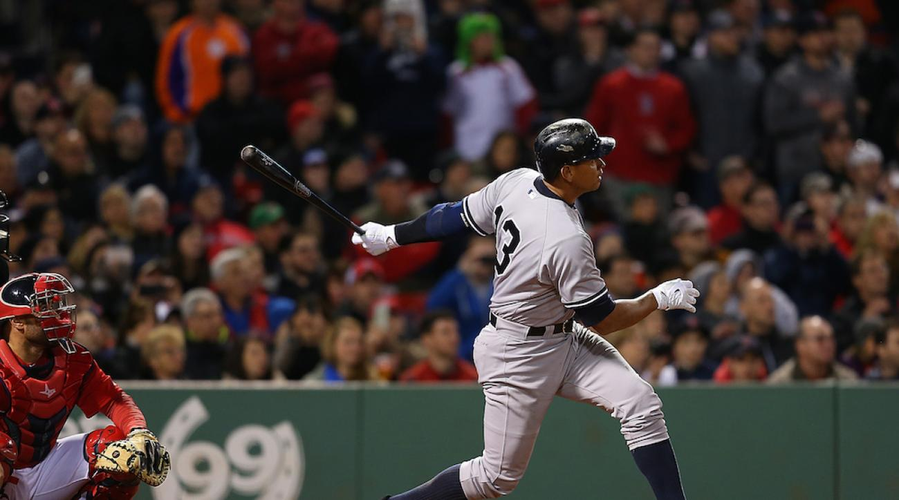 alex rodriguez 660th home run willie mays new york yankees fenway park