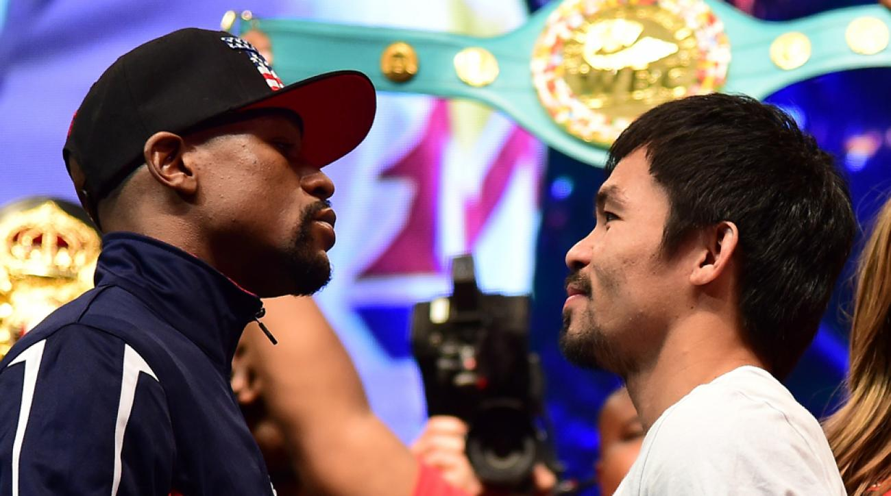 Floyd Mayweather vs Manny Pacquiao hype video