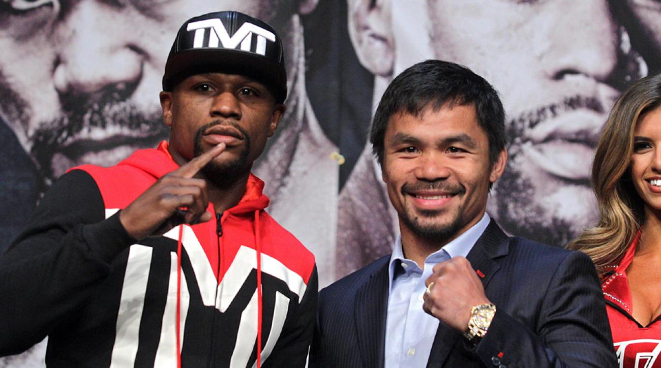Mayweather vs Pacquiao fight how to watch free