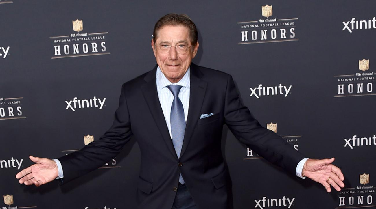 Joe Namath speaks about concussion effects