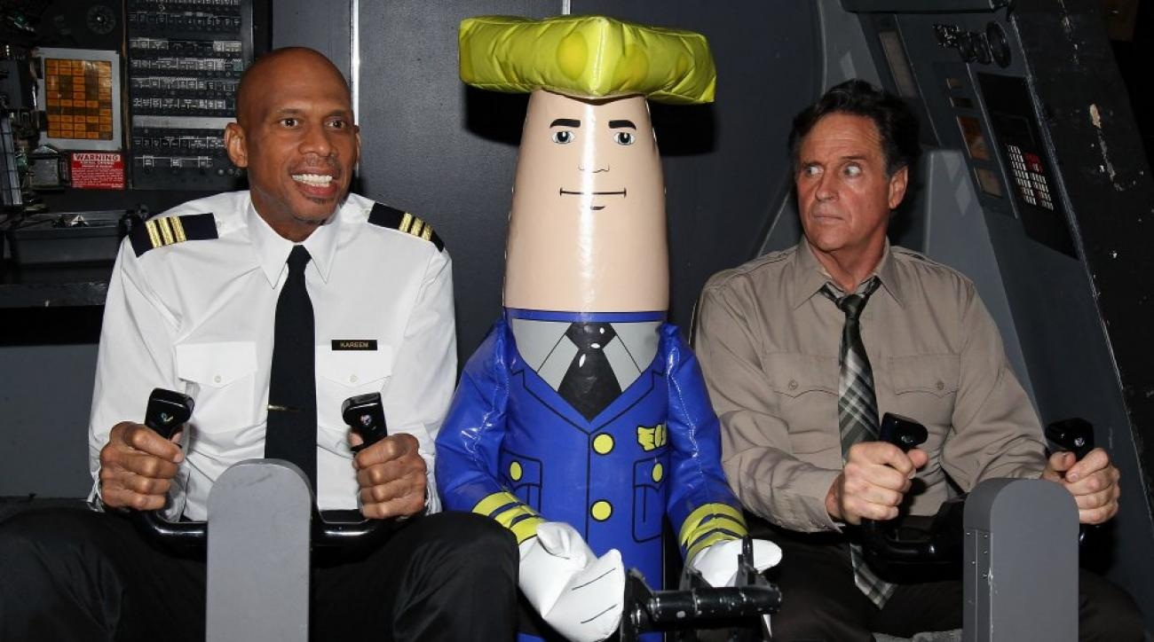 Kareem Abdul-Jabbar's role in Airplane! was originally offered to Pete Rose