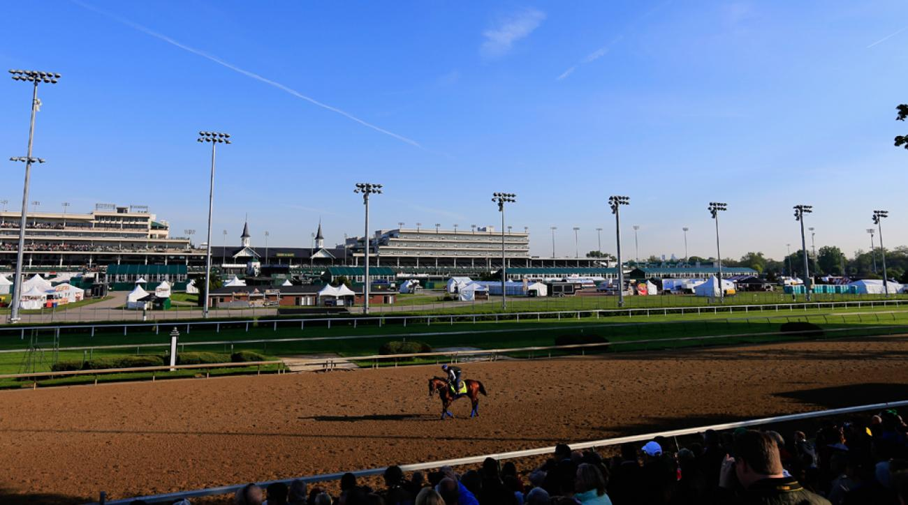 Kentucky Derby 2015 betting odds American Pharoah