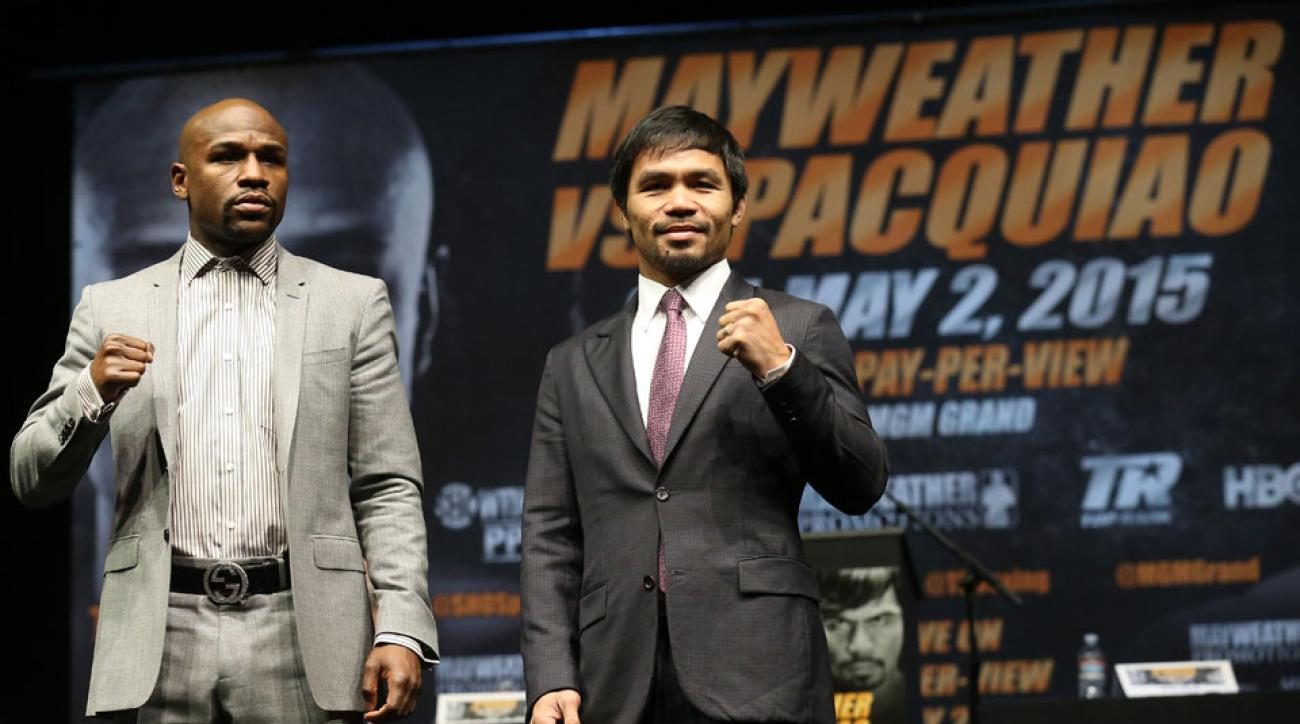 Mayweather vs Pacquiao watch online free illegal