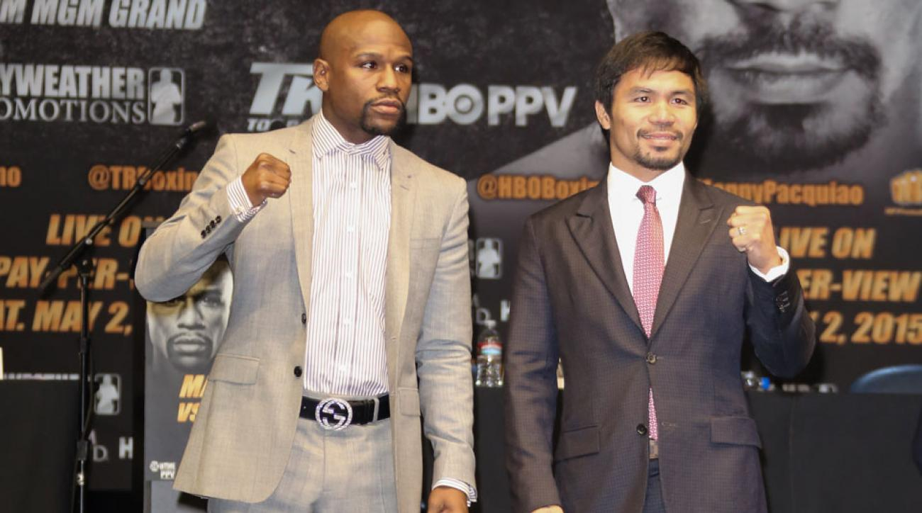 Mayweather Pacquiao fight PPV watch online buy