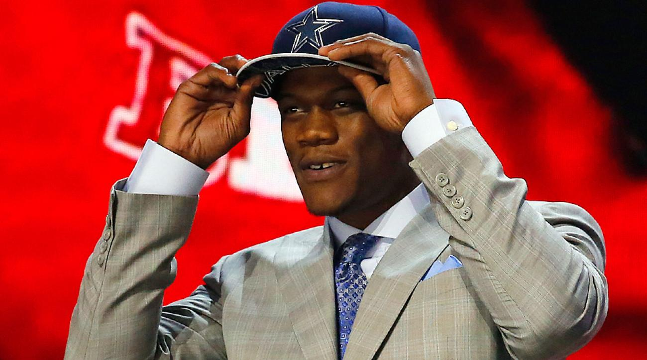 NFL draft day 2 marks: Cowboys' risk could pay off big with Randy Gregory pick