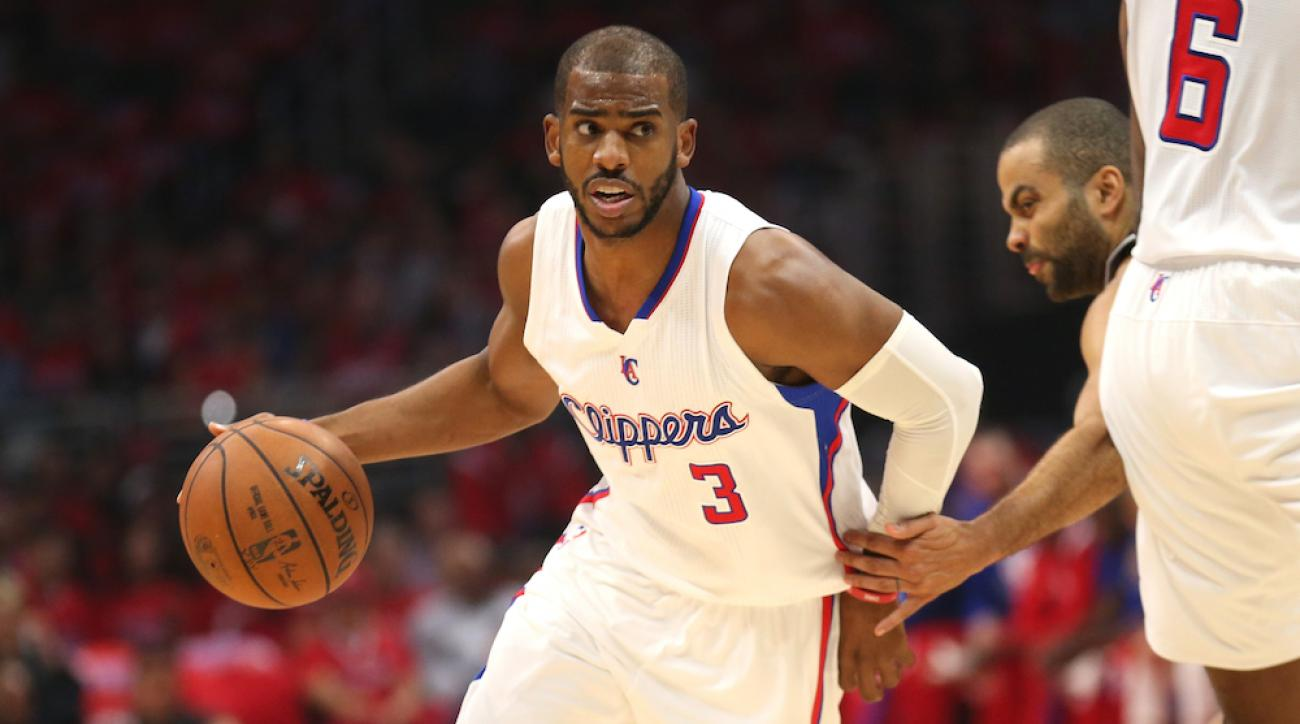 chris paul injury los angeles clippers