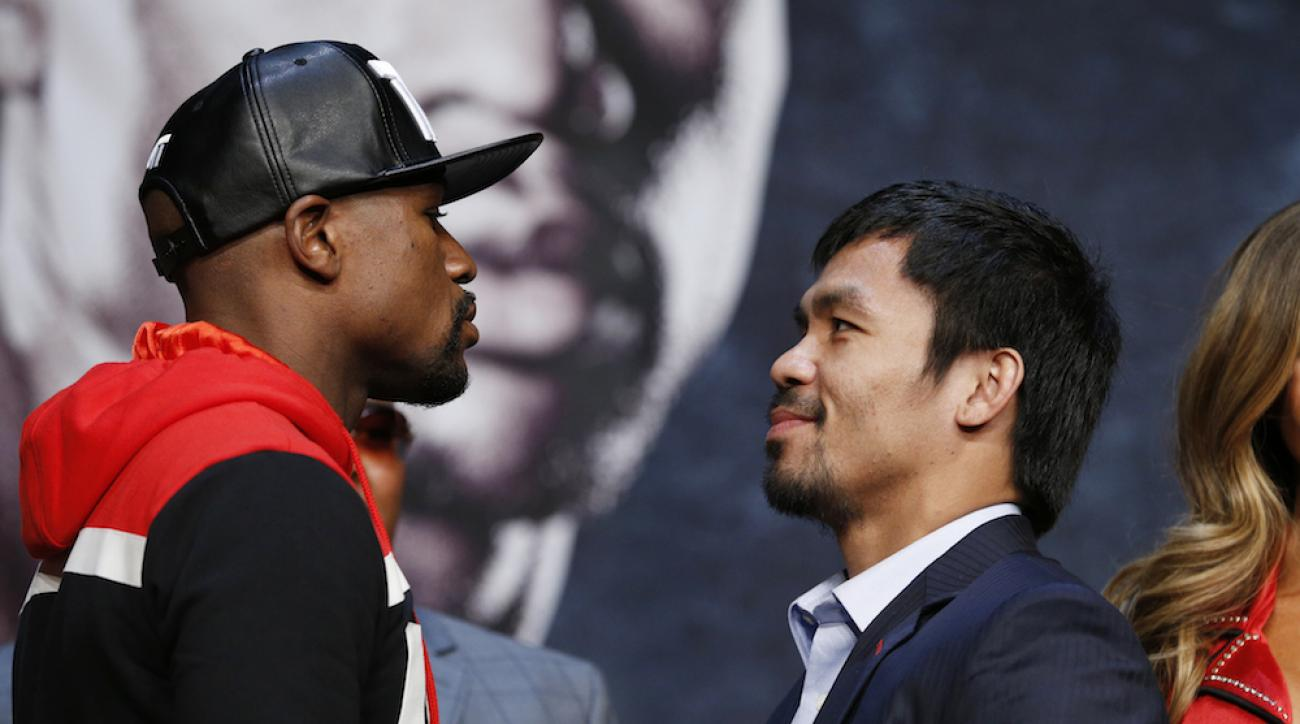 floyd mayweather vs manny pacquiao live streams illegal online