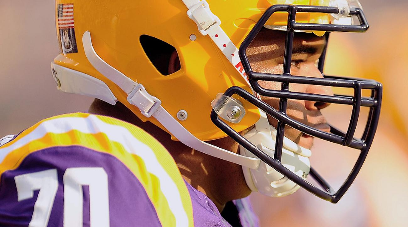 La'el Collins goes undrafted in 2015 NFL draft