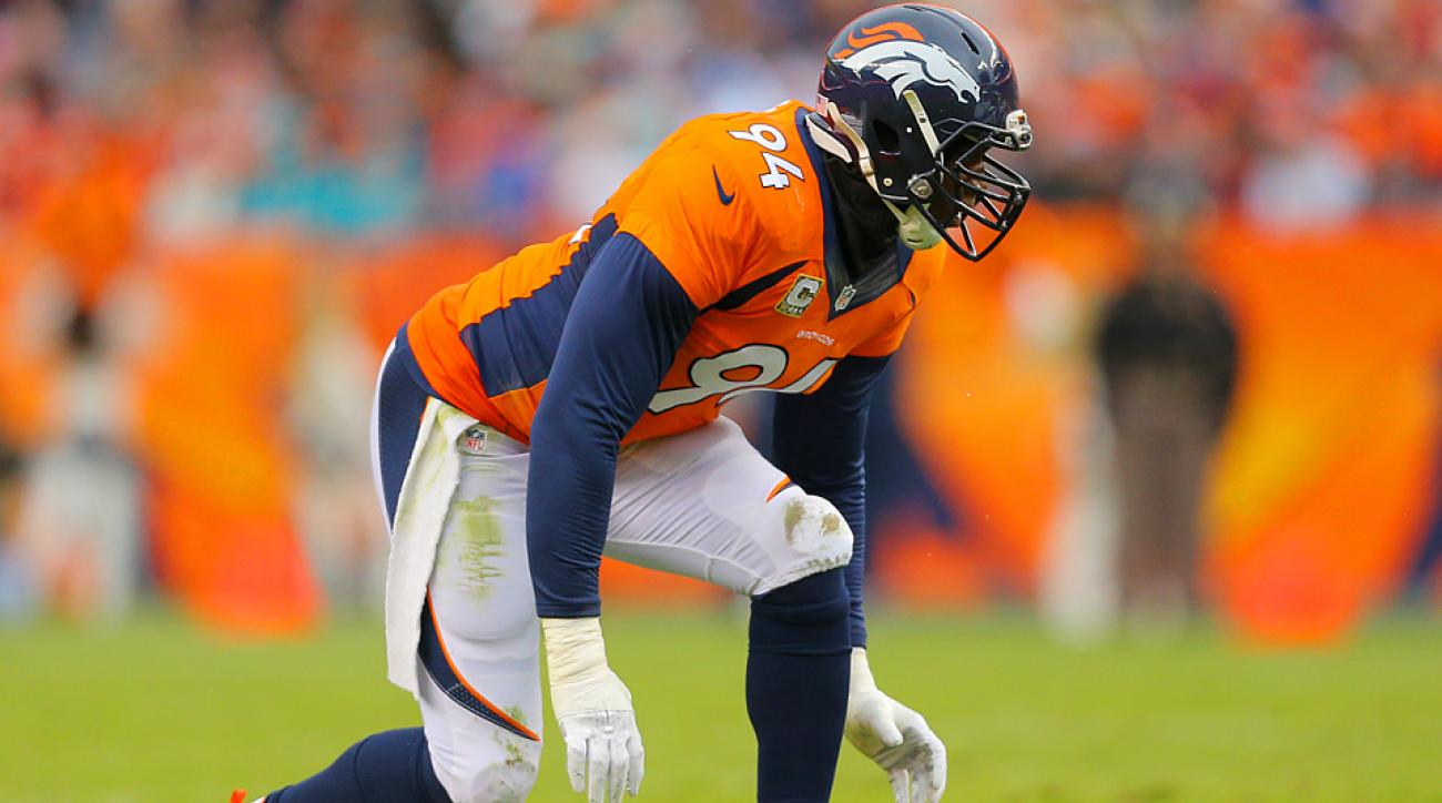 2015 NFL draft: DeMarcus Ware, Muhammad Wilkerson on notice after team's top picks