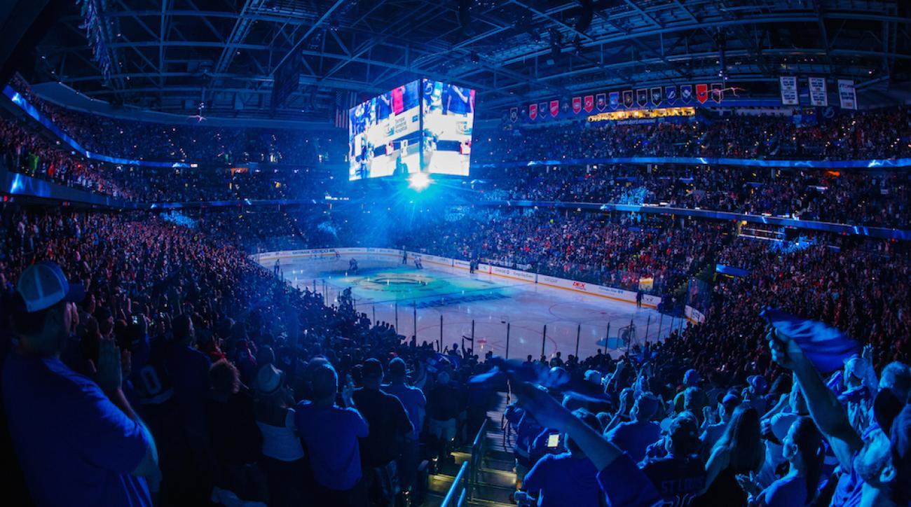 2b085038448 NHL playoffs 2015  Tampa Bay Lightning unable to change schedule ...
