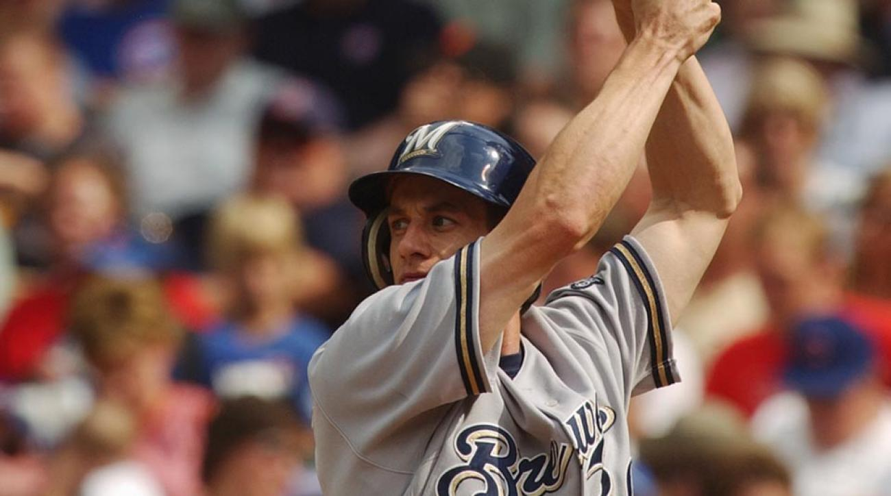 craig counsell batting stance
