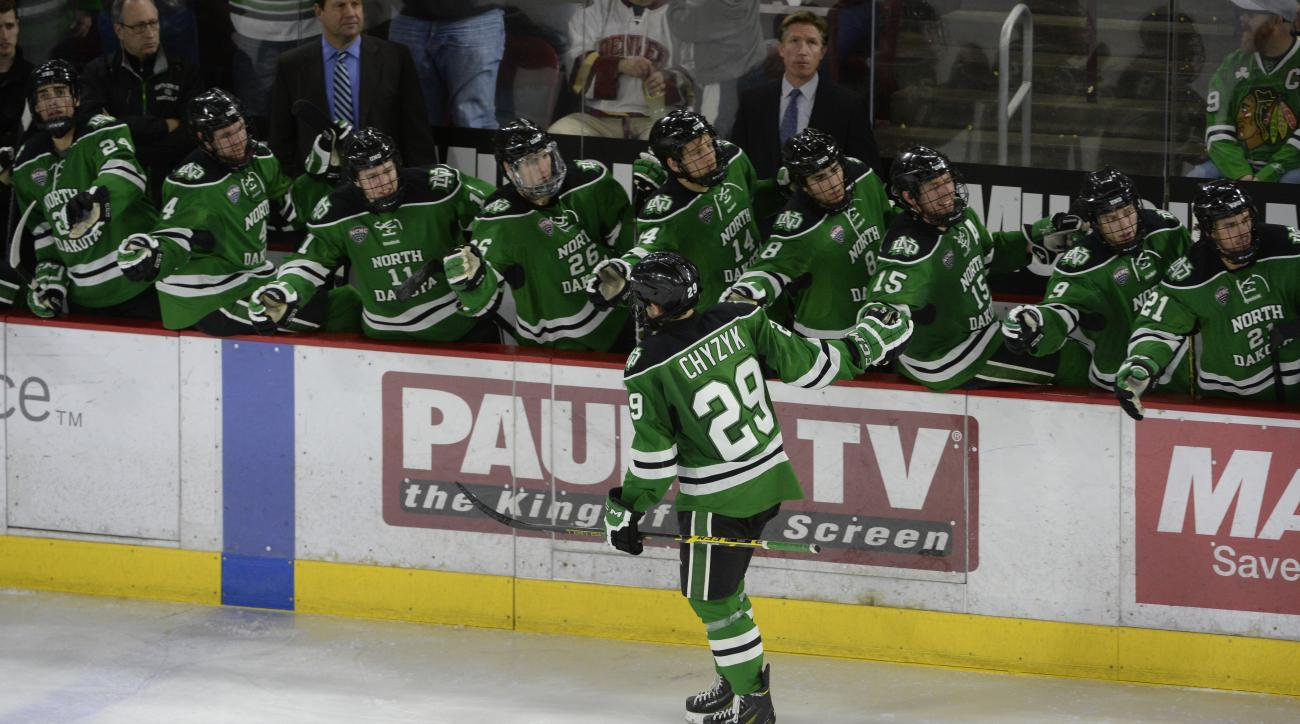 north dakota nickname replacement fighting sioux