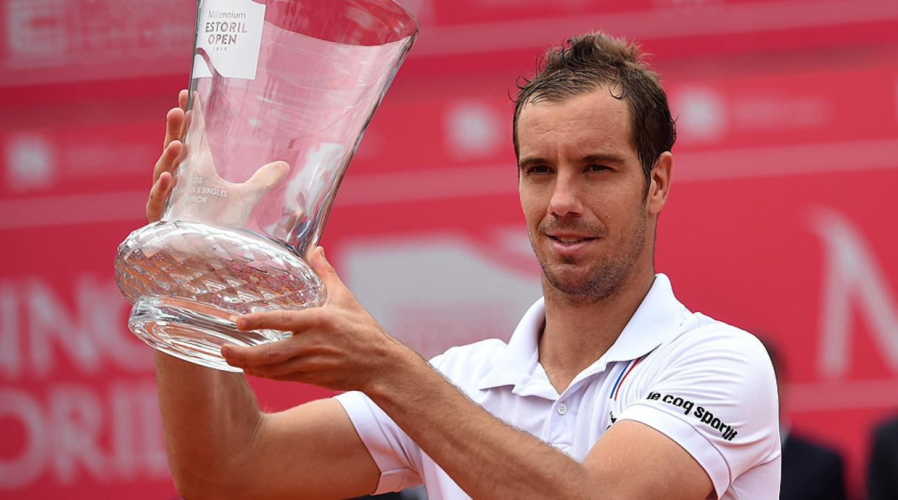 Richard Gasquet defeated Nick Krygios in straight sets to win the Estoril Open.