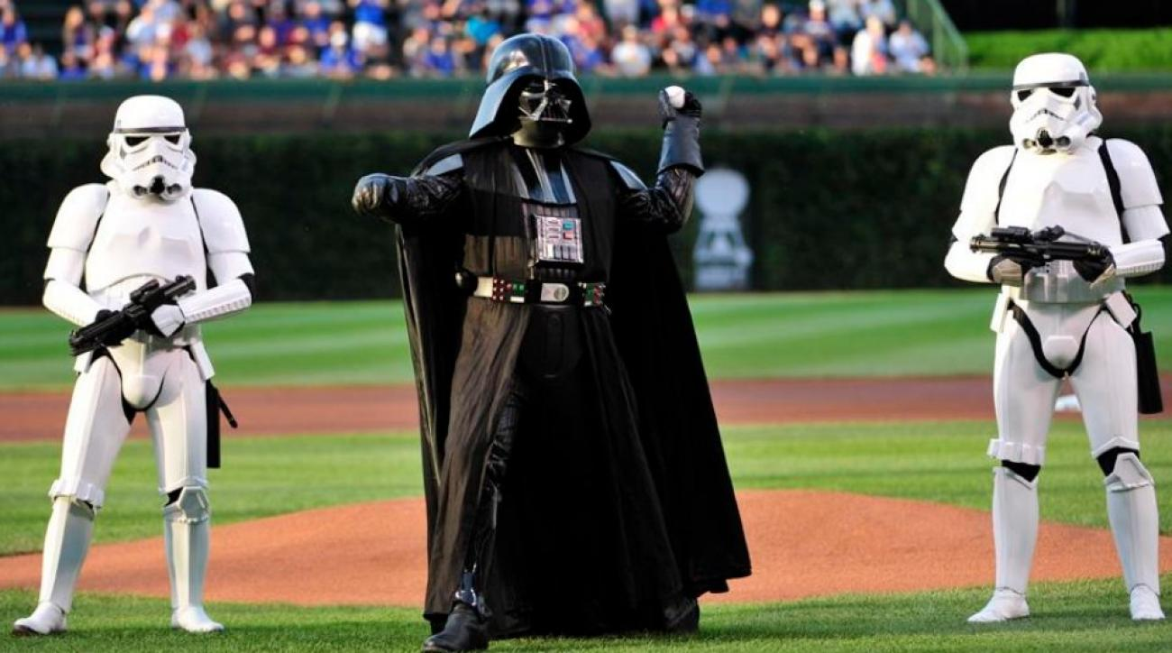 May the 4th Be With You: Best sports Star Wars tweets