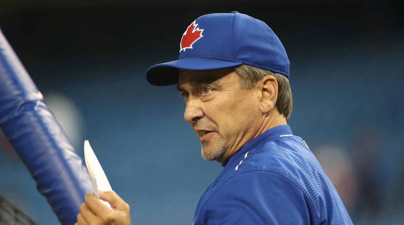 toronto blue jays hitting coach suspended umpire