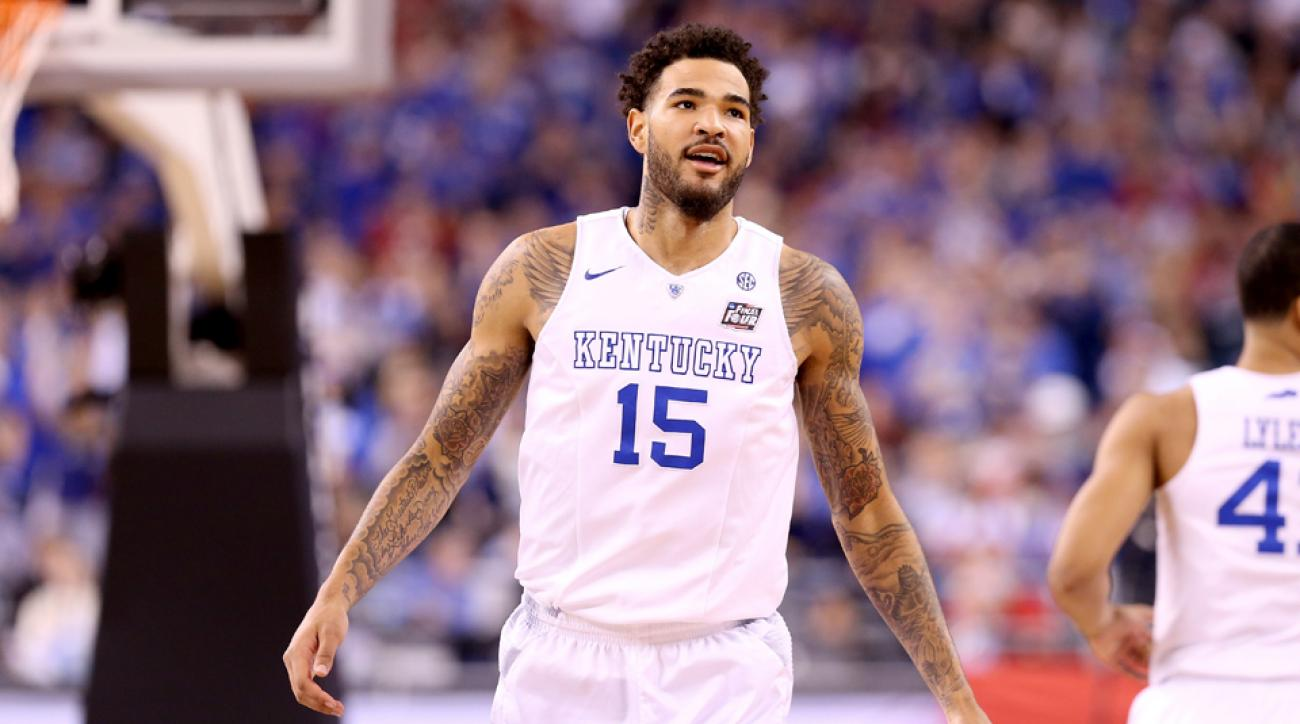 Willie Cauley-Stein changes middle name Trill