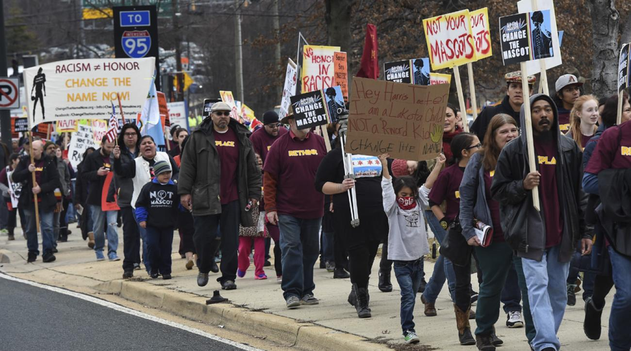 California Assembly passes bill banning Redskins name from high schools