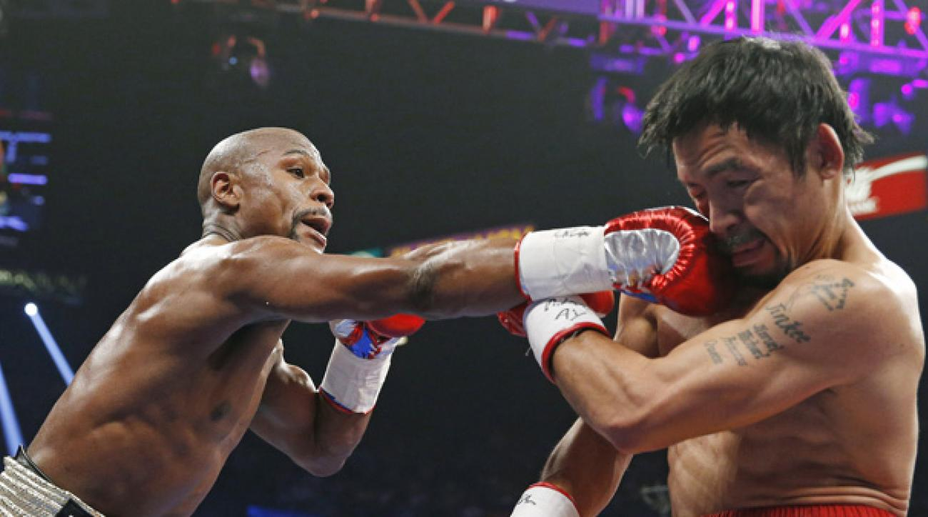 Pacquiao could be suspended for shoulder injury