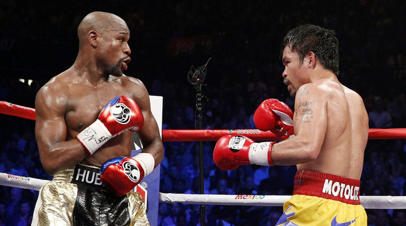 Mayweather vs Pacquiao Cambodia prime minister bet