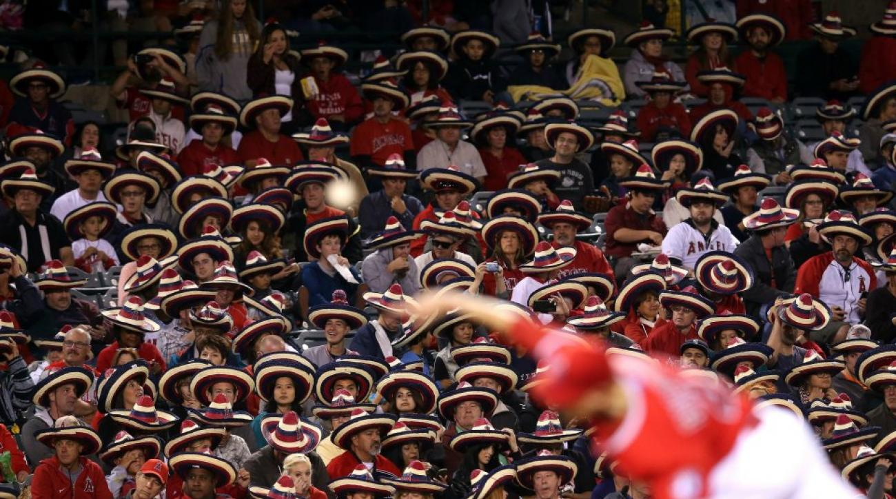 Angels set sombrero world record on Cinco de Mayo