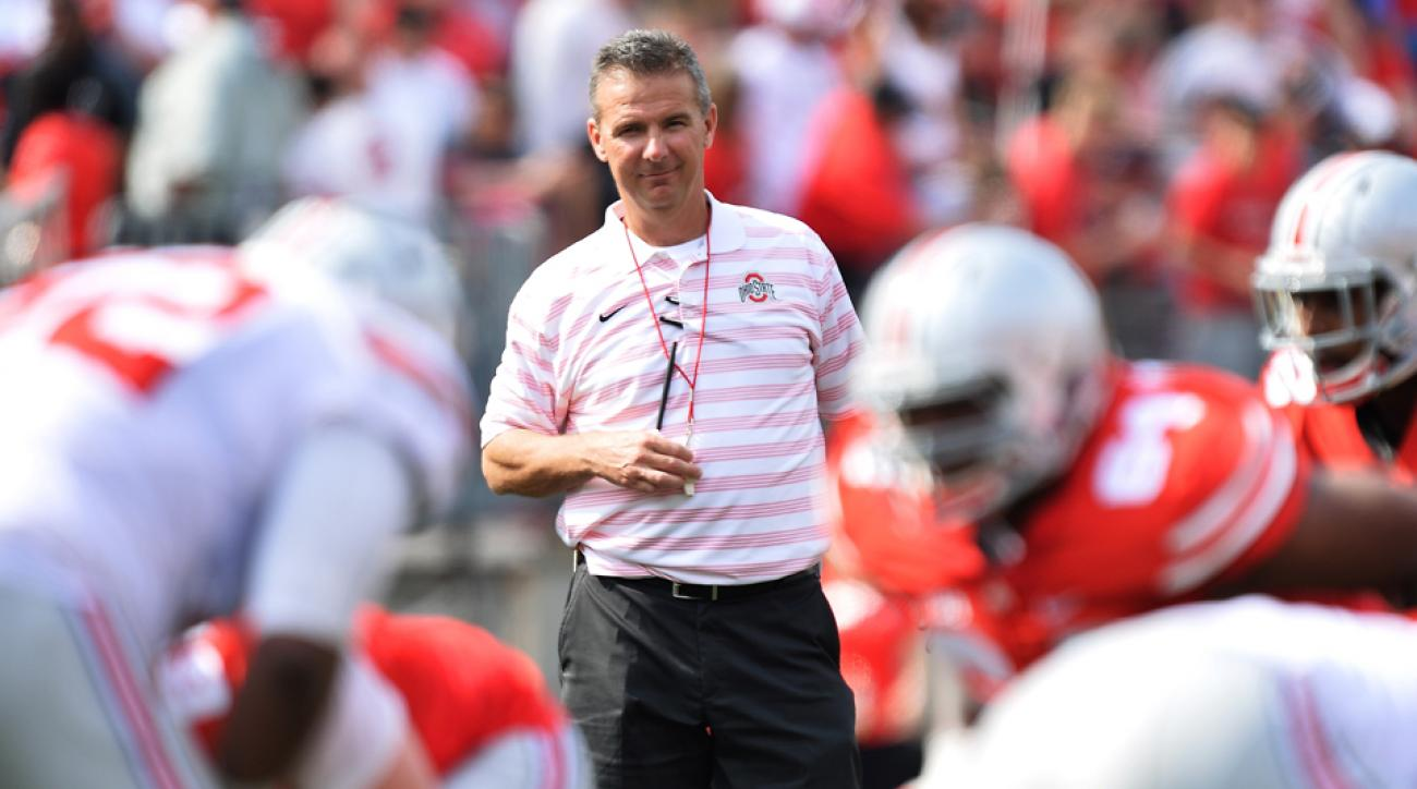 Ohio State Urban Meyer appendectomy surgery