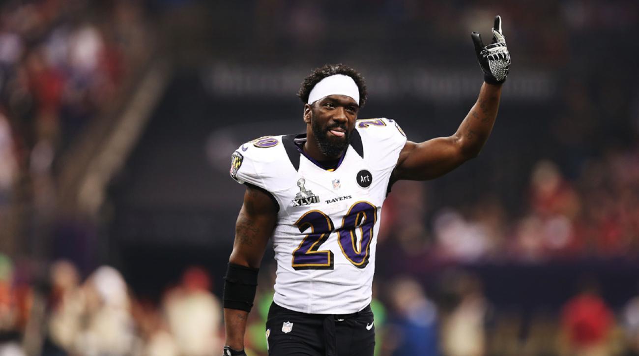 Baltimore Ravens Ed Reed retires
