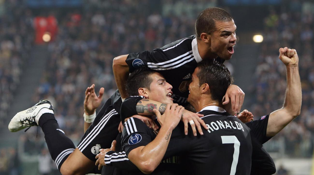 Real Madrid is most valuable soccer team