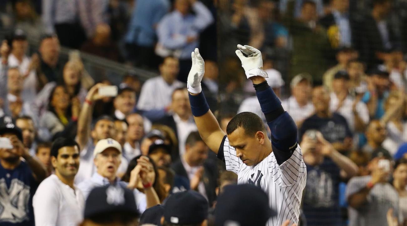 a rod 661 home run new york yankees