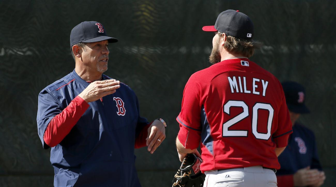 boston red sox fire juan nieves pitching coach