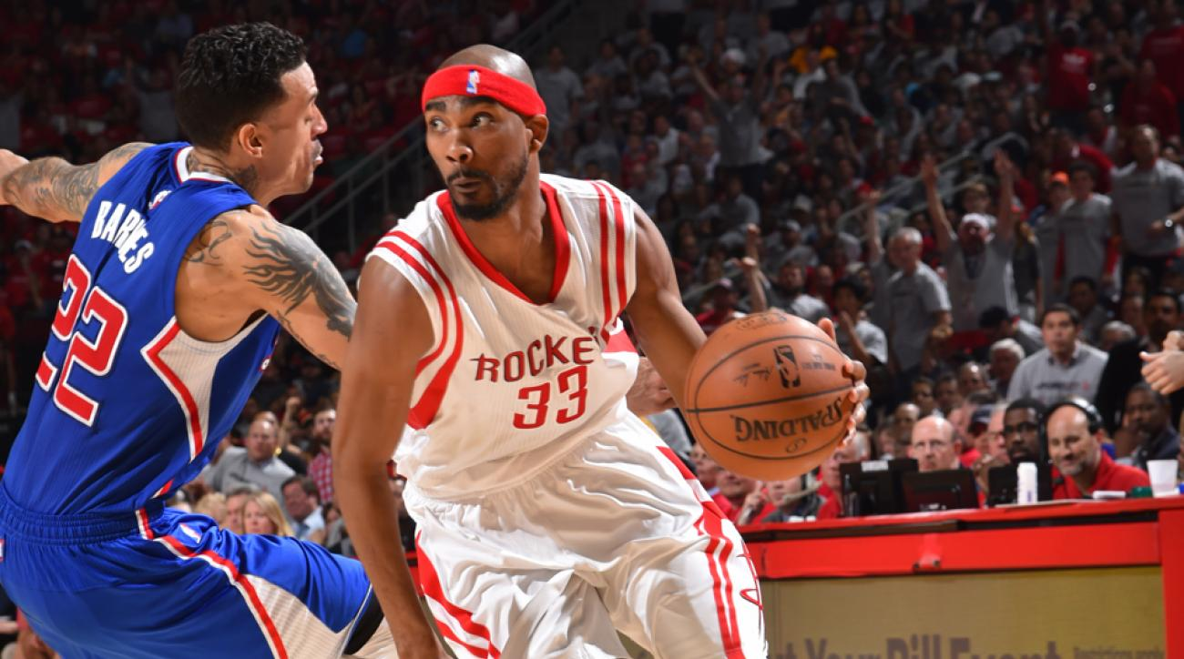 Rockets Corey Brewer fined flopping vs Clippers