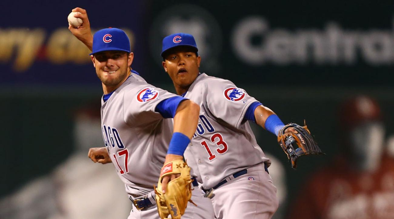 starlin castros cubs kris bryant anthony rizzo