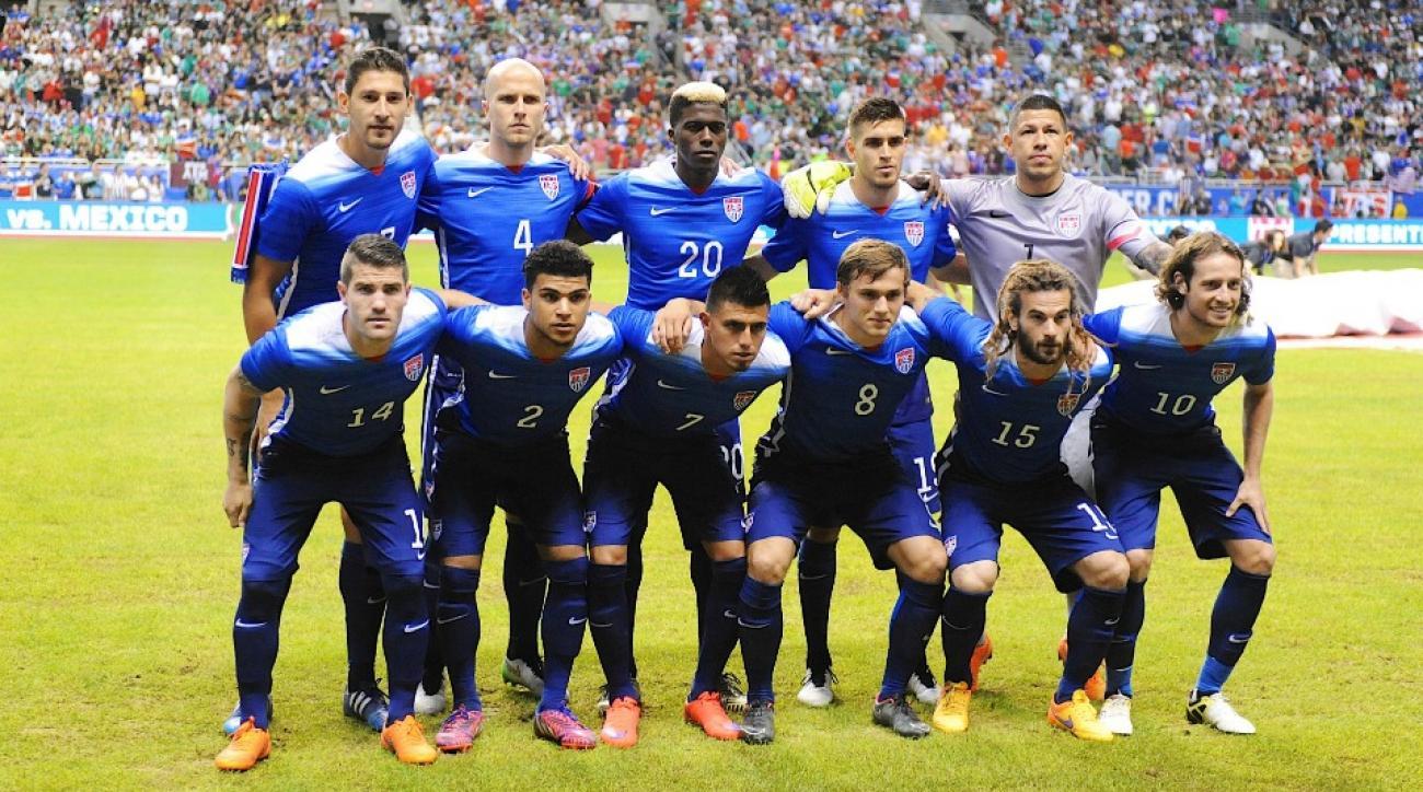 USMNT No. 28 in FIFA rankings
