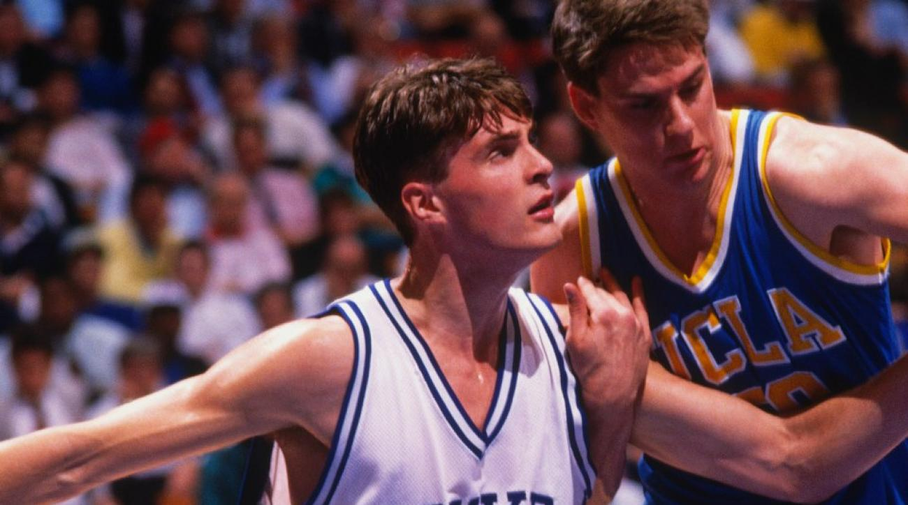 Christian Laettner's name is being used as an insult in Kentucky politics